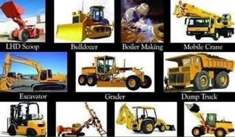 CRANES MACHINERY TRAINING. supper link truck. tel ; 0791658112. mining machinery boilermaking training