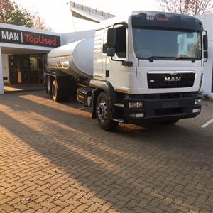 2014 MAN TGM 25.280 BLL 6X2