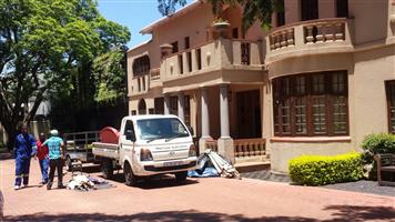 Townhouse complex estate house movers