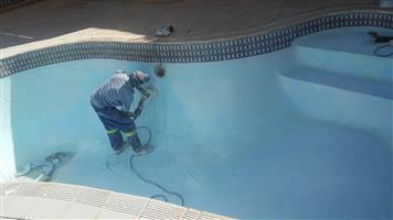 All Pool maintainance, renovations (marblite and fibreglass) expertly done.