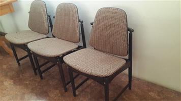 6 Dinningroom Chairs
