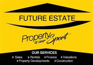 We are looking for property in Ebony park to put on the market for selling!