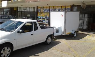 Mobile freezer for hire