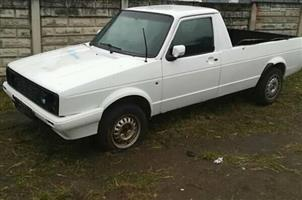 1996 VW Caddy 1,6