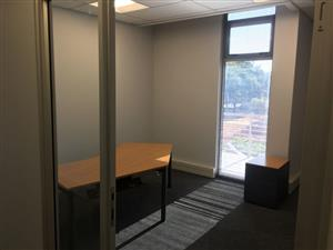 Commercial serviced  office space to let