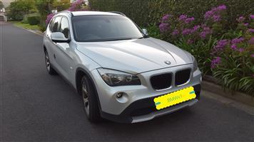 2013 BMW X1 sDrive18i auto