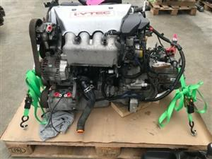 05 06 ACURA RSX TYPE S K20Z1 COMPLETE ENGINE W 6SP TRANSMISSION