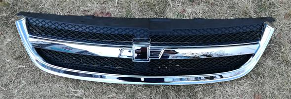 Chev Optra 06-08 Grille with Chrome Frame