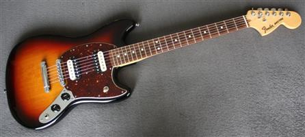 Fender American Special Mustang Electric Guitar - Stunning Sunburst!