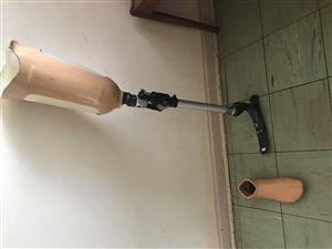 Prosthesis (artificial leg)