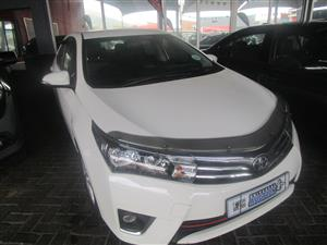 2018 Toyota Corolla 1.4D 4D Esteem