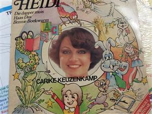 Karike Keuzenkamp Heidi record