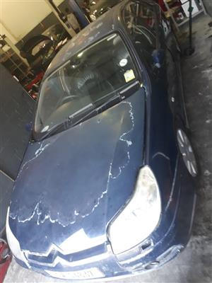 Citroen C5 3.0i V6 - 24v. petrol, Automatic – 6speed – 2007 model -  Striping for Spares