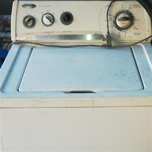 whirlpool washing machine good condition