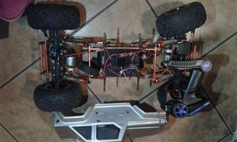 For sale Rock Crawler 4x4 1/8