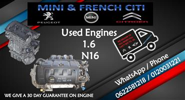 N16 Used Engine for sale
