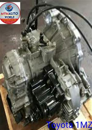 Imported used TOYOTA 1MZ AUTOMATIC gearbox Complete