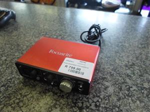 Focusrite Sound Equipment