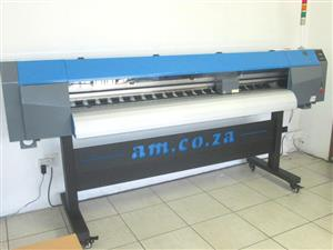 F-1603/XP600/ECO FastCOLOUR Lite 1600mm EPSON® XP600 Printhead Budget Eco-Solvent Large