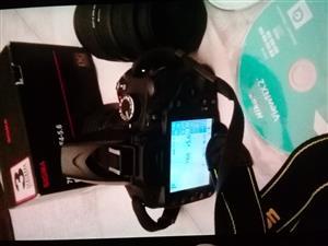 Nikon D3200 with Sigma lens 70-300mm