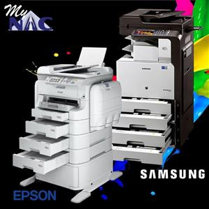 Epson and Samsung