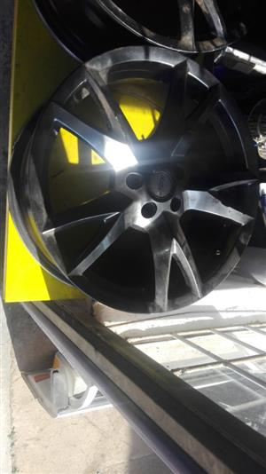 17 INCH TSW RIMS FOR SALE