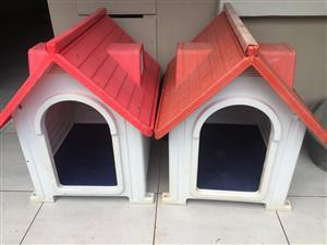 Dog house & bed for sale
