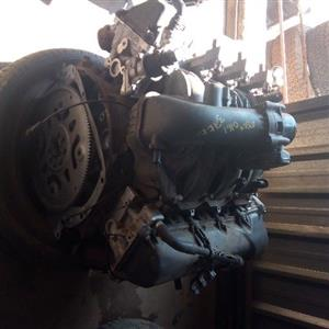 Jeep Cherokee 3.7 engine