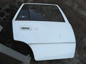 Daewoo cielo right rear door shell for sale