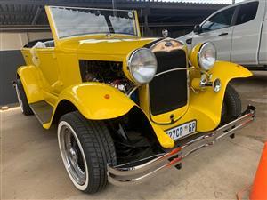 1934 Ford fantom