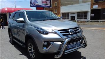 2017 Toyota Fortuner 2.8GD 6