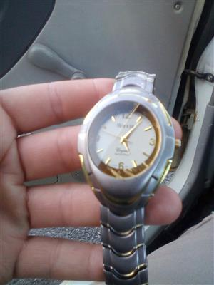 Alexis's Men's Watch Swiss Quartz