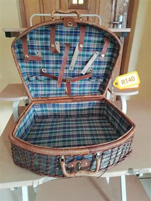 Picnic basket for sale