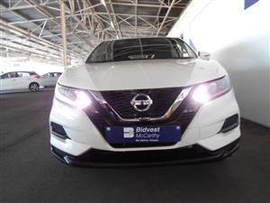 2019 Nissan Qashqai QASHQAI 1.2T VISIA