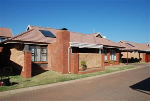 UPMARKET 3 BEDROOM UNIT • RETIREMENT VILLAGE