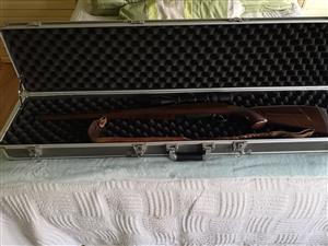 CZ 55 Fullstock Rifle 30-06