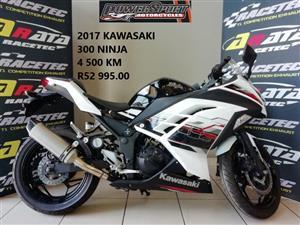 2017 Kawasaki EX