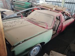 1974 Chrysler Sebring 2.4 Limited