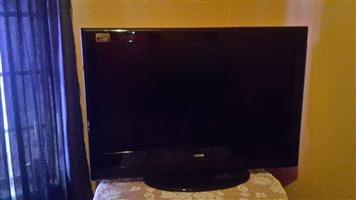 Logic flat screen tv