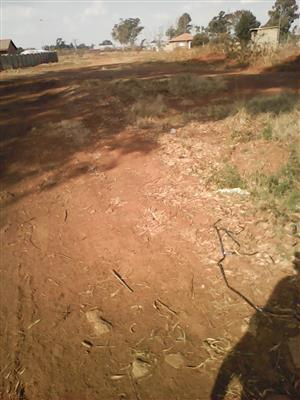 VACANT LAND IN HENLY ON KLIP FOR SALE!!!!!!