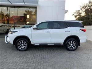 2017 Toyota Fortuner 2.8GD 6 4x4 auto