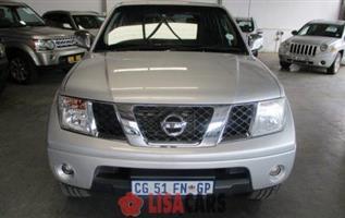 2013 Nissan Navara 2.5dCi