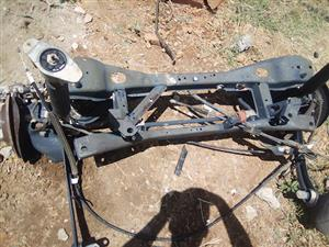 We Have A Peugeot 406 Rear Suapension For Sale