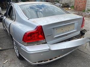 Volvo S60 2005 2.5T Stripping for spares