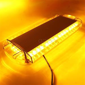 Amber Orange Vehicle LED Strobe Flash Emergency Warning Lights. Brand New Products.