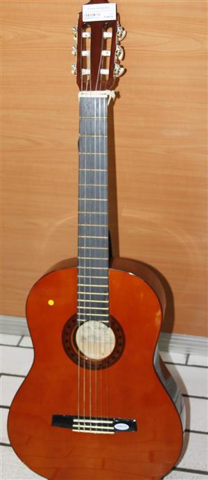 S035201A Valencia brown guitar in bag #Rosettenvillepawnshop