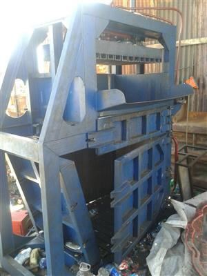 Recycling bailing machine for sale