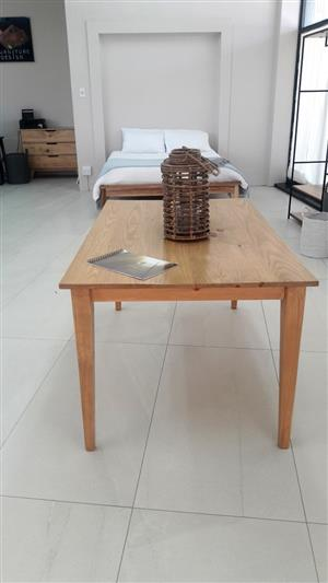 Tapered Dining Table 1500mm for Sale!