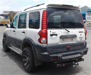 Mahindra Scorpio 2.6td 2009 Stripping for spares