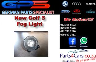 New VW Golf 5 Fog Light for Sale
